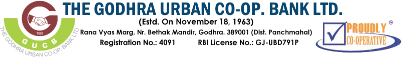 The Godhra Urban Co-Operative Bank Limited